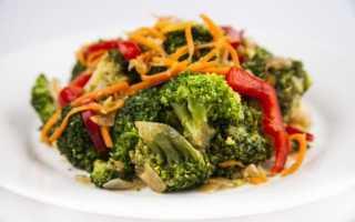 Маринованная брокколи рецепт по корейски. Рецепт: Брокколи по-корейски