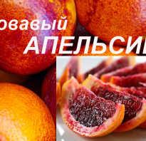 Розовый апельсин. Кровавый апельсин