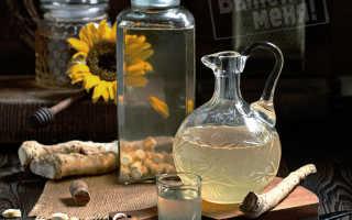 Рецепт водки с хреном и медом. Водка с хреном — традиционный рецепт