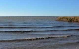 Яплуг. Озеро Ялпуг