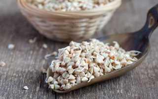 Пророщенная зеленая гречка калорийность. Пророщенная зеленая гречка: свойства, калорийность и состав