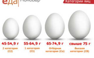 Сколько весит среднее куриное яйцо вареное. Куриное яйцо: как определить его вес без весов