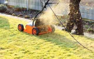 Мульчирование травой из газонокосилки. Функция мульчирования в газонокосилке скошенной травой