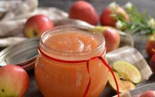 Яблочное варенье без сахара в мультиварке. Яблочное повидло в мультиварке