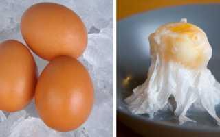 Можно ли заморозить белки яиц. Ели заморозить белки и использовать потом, нормально они взобьются?
