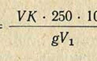 Шкала пш среды. Что такое кислотность и методы ее определения