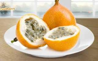 Фрукт гранадилла как его едят. Гранадилла фрукт: плод страстного влечения или духовного страдания