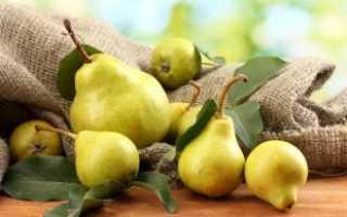 Почему хочется груши. Непростой фрукт. Диетолог — о том, как правильно есть груши