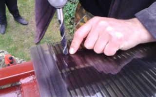 Чем прикрепить поликарбонат к металлу. Ячеистый и монолитный поликарбонат — как сделать крепление