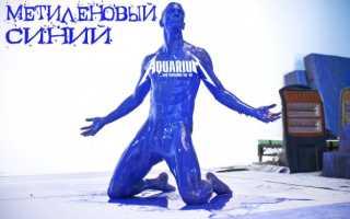 Метиленовый синий от манки. ЛЕЧЕНИЕ РЫБ МЕТИЛЕНОВОЙ СИНЬЮ