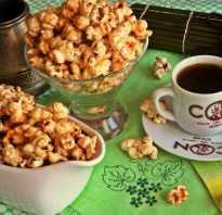 Попкорн это кукуруза. Как и из чего приготовить попкорн в домашних условиях?
